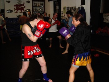 Russ Williams Thai Boxing / Kick Boxing Wales